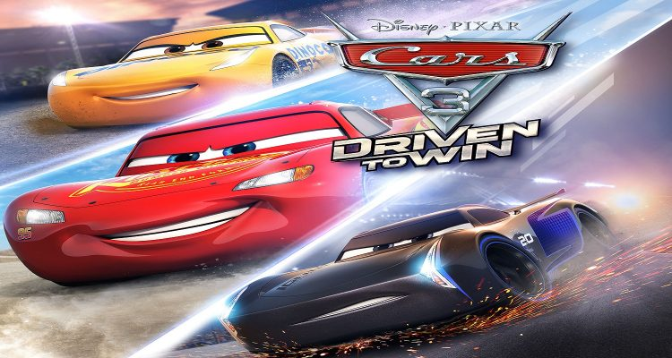 Cars 3 Driven To Win Is Now Available For Xbox One Mylesfreeman Com