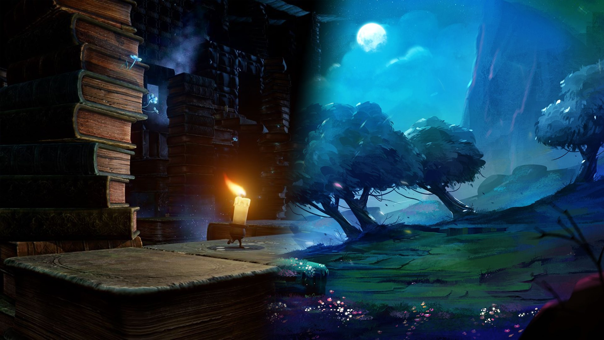 Candleman Complete Journey Bundle with Wenjia