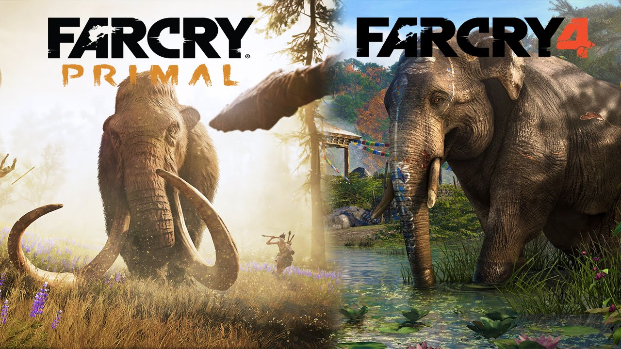Far Cry 4 + Far Cry Primal Bundle Is Now Available For Xbox One ...