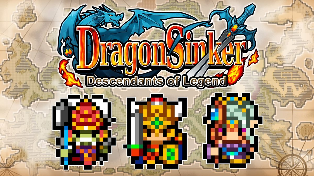 Dragon Sinker: Descendants of Legend